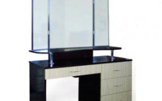 Комод с зеркалом в спальню: фото трюмо, тумба и консоль, туалетный столик, белый комплект
