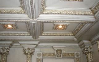 Толщина гипсокартона для потолка: виды и фото, кесонный, какой лучше использовать материал, звездное небо