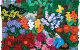 Крейзи пэчворк: лоскутная техника квилта в шитье, мастер-класс с фото, схемы и видео