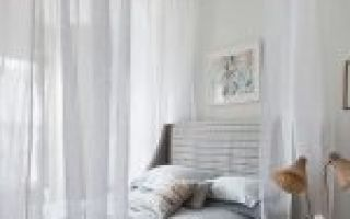 Кровать с балдахином: фото, своими руками взрослый полог, как повесить и сделать карниз, как вешать занавеску