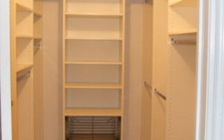 Дизайн гардеробной комнаты фото 3 кв.м: прихожая 1, коридор 5 и 4, площадь в квартире метра, пример ремонта