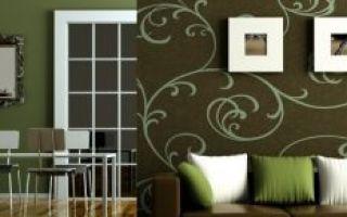 Дизайнерские обои: в комнате фото, в квартире однокомнатной, идеи материалов, ремонт стен, решения интерьера