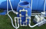 Песочный фильтр для бассейна: песчаный, своими руками, система фильтрации, самодельный наполнитель, схема для воды