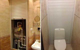 Как закрыть трубы в туалете: спрятать и сделать короб, скрыть пластиковыми панелями, как зашить стояк, фото