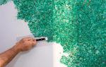 Как поклеить обои на крашеные стены: можно ли на краску, красить обои