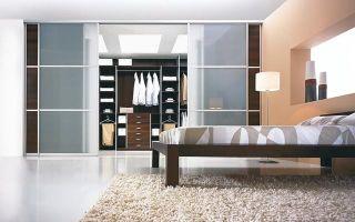 Шкафы-купе в спальню: фото, недорогие распашные, виды и варианты, фотогалерея, как выбрать большой, красивые модели