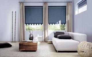 Красивые шторы в зал без ламбрекена фото: современные в гостиную, как сшить самой на два окна, простой дизайн