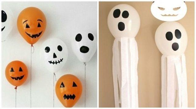 Украшение зала шарами: бумажные своими руками, как оформить воздушными шариками, фото без шаров с цветами