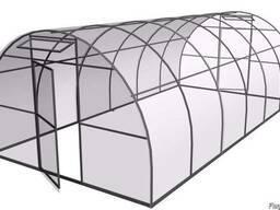 Алюминиевые теплицы: парники от производителя, конструкции с каркасом, люкс элитные