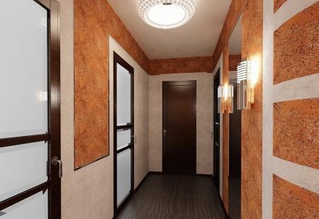 Дизайн коридора фото 2020: прихожая года, новинки маленького интерьера, ремонт модный