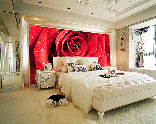3д фото обои на стены: черно-белые, фото в детской и для спальни, комбинируем с цветами в комнате, 3d в интерьере
