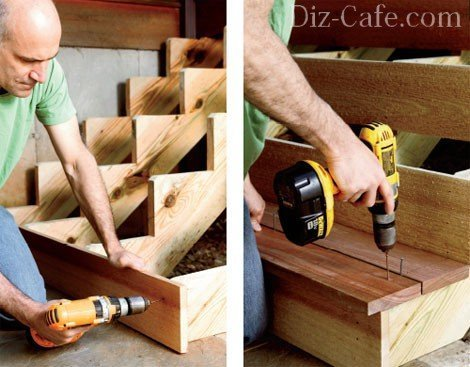 Лестница своими руками: пошаговая инструкция, как сделать необходимое строительство, как построить самому, видео