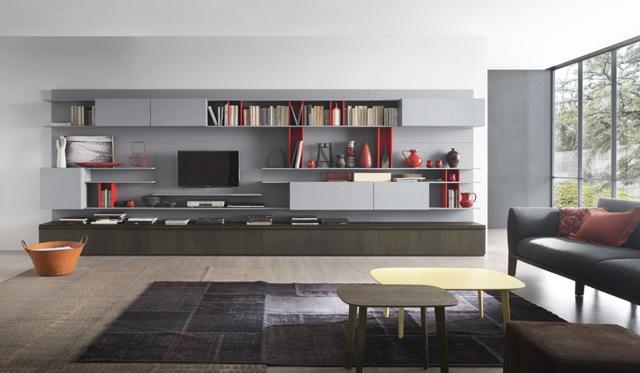 Гостиная в стиле хай-тек: интерьер и фото, зал с мебелью, дизайн люстры, современная комната