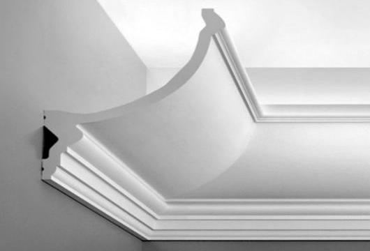 Подсветка потолка светодиодной лентой под плинтусом фото: между потолком и плинтусом расстояние, расчет материала