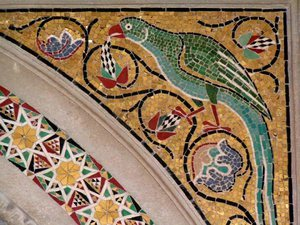 Мозаичное панно: на стену sicis, для ванны стеклянное, художественное в комнате, изготовление своими руками
