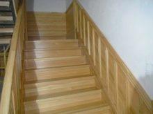 Лестницы из лиственницы: элеметы для изготовления ступней, отзывы и фото досок, плюсы и минусы, комплектующие от производителя, лак