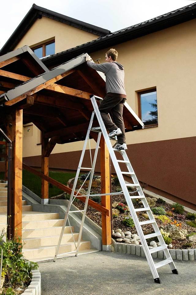 Испытание лестниц и стремянок: 2020 нормативный документ и стенд, образец акта, Окоф и периодичность по ГОСТ
