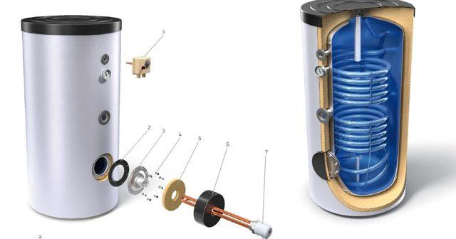 Водогрейный котел электрический: водонагревательный, отопление для частного дома