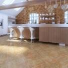 Керамогранит для пола на кухню: фото керамической плитки, какие отзывы, как выбрать дизайн, матовый в прихожую, видео
