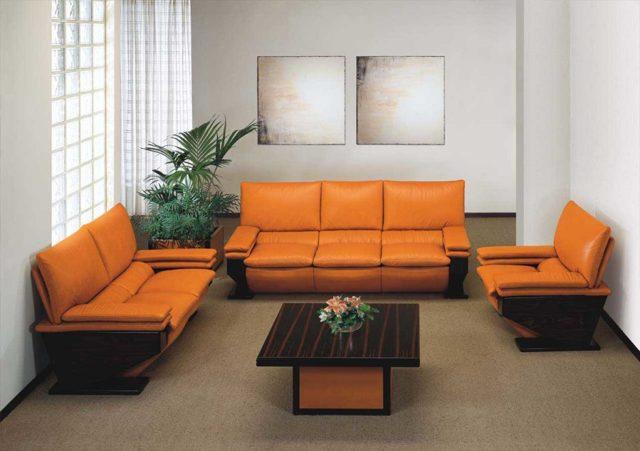 Мягкий уголок в гостиную: фото для зала, кожаный для отдыха, мебель Украины и ее дизайн
