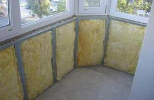 Утеплитель для балкона: что лучше для лоджии выбрать, утепление изолоном и материал минеральная вата