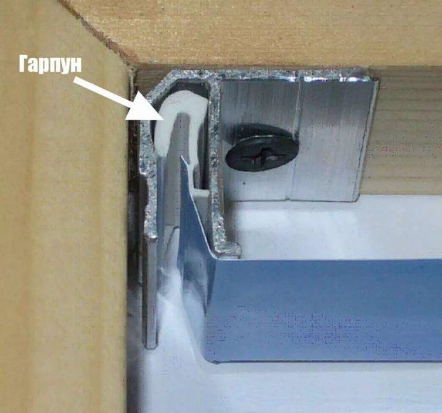 Профиль для натяжных потолков: закладная под алюминиевый, виды каркасов и направляющих, ширина и размеры, в доме бесщелевой