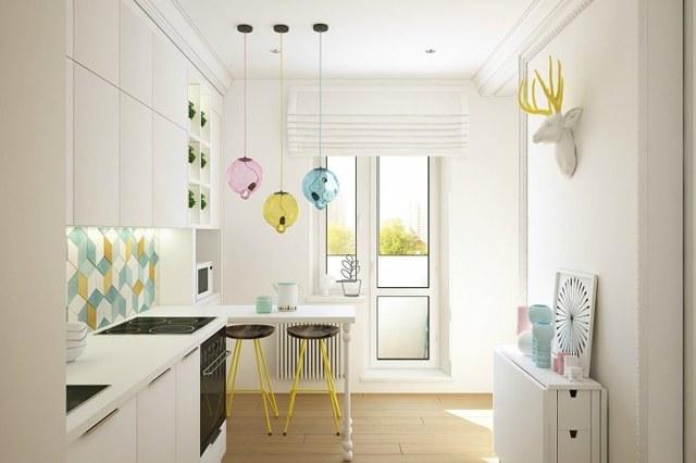 Интерьер гостиной в светлых тонах: дизайн и фото, стенки и мебель, цвета и яркие акценты, красивые оттенки кухни