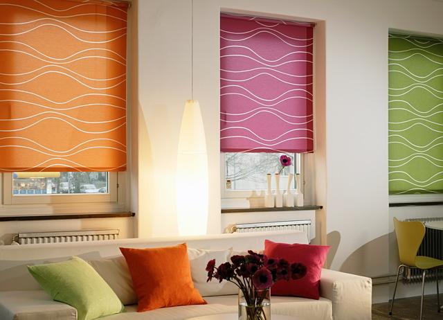 Римские шторы: фото в интерьере, китайские в спальню, романские в комнате, виды в стиле лофт, ткань в гостиную