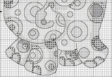 Авторские схемы вышивки крестом: бесплатный портал, скачать 2 набора больших размеров, популярные работы