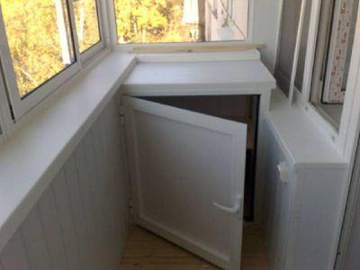 Тумбы на балкон: тумбочка и шкаф Икеа, своими руками лоджия, чертежи и фото, как сделать диван