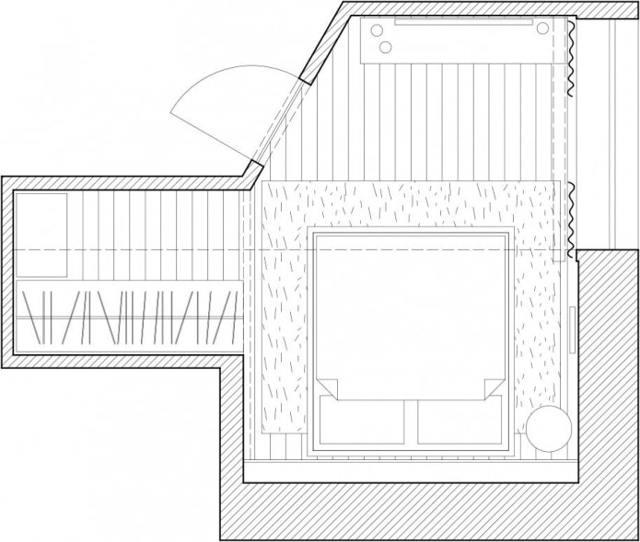 Спальня на мансарде: дизайн, фото и типы, в деревянном доме маленькая, идеи современные 2020, с окном интерьер