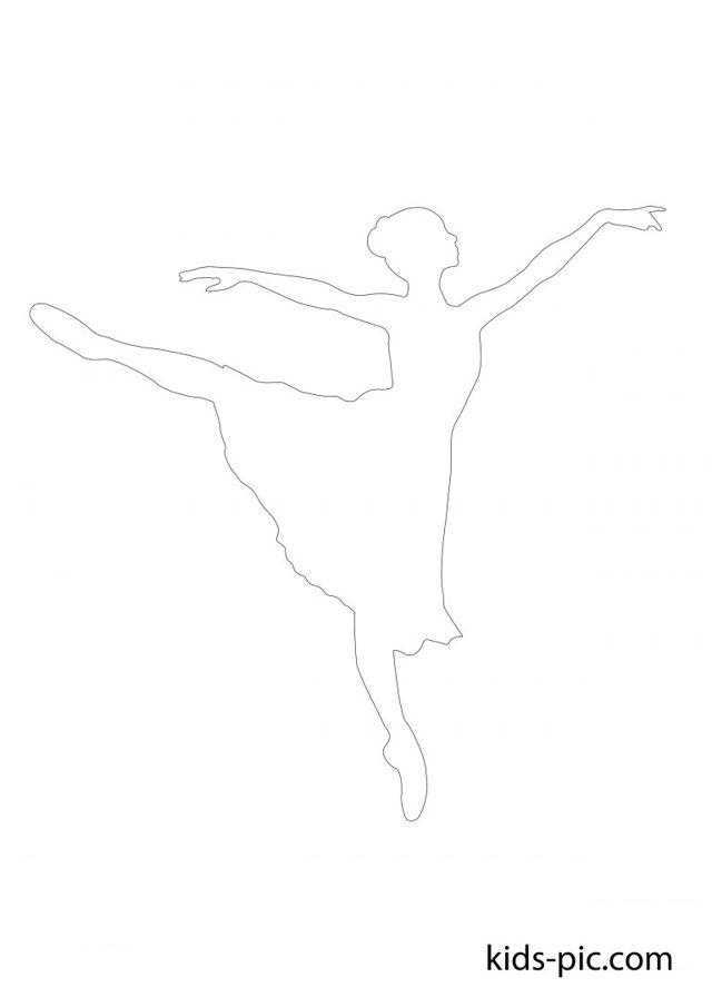 Панно балерина: своими руками шаблон, маленькое на стену