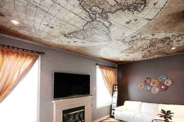 Материал для потолка: для отделки, чем новым в квартире и в ванной, разные материалы, какие бывают для стен, для ремонта