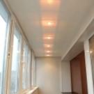 Натяжной потолок на балконе: плюсы и минусы, на лоджию, отзывы можно ли делать, фото зимой и на холодном