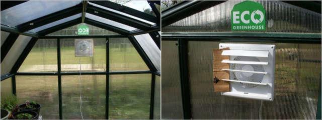Вентиляторы для теплиц: вентиляция автоматическая из поликарбоната, своими руками система зашторивания парников