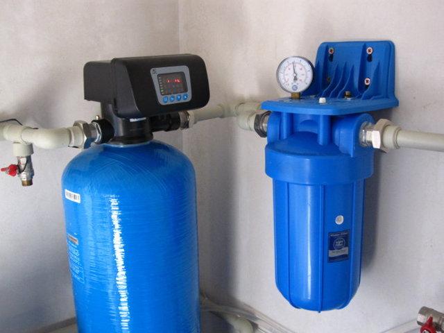 Фильтр для воды на дачу: очистка из колодца, фильтрация из скважины, антибактериальный и тонкой очистки
