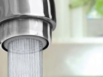 Аэратор для смесителя: кран для воды, насадка-рассекатель, что такое аэро с подсветкой, распылитель и рассеиватель