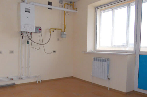Автономное отопление: в квартире, в многоквартирном доме, газовая и электрическая система, как сделать схему