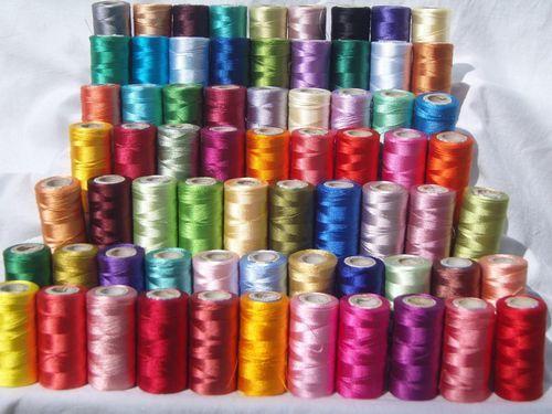 Нитки для вышивания крестиком: во сколько вышивать, номера нитей, как в одну и расчет схем, подбор длины, видео