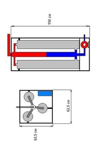 Индукционный котел отопления: чертежи своими руками, инверторный для частного дома, самодельный котел, видео