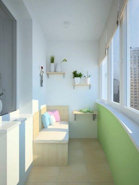 Полки на балконе: своими руками фото лоджии, полочки как сделать, подоконник из цветов