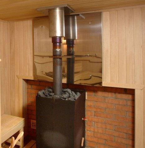 Трубы для дымохода: какой лучше для бани, чугунный и из черного металла, как выбрать и использовать для дома
