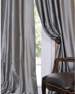 Какие шторы подойдут к серым обоям фото: стены в интерьере гостиной, как подобрать в спальню и на кухню