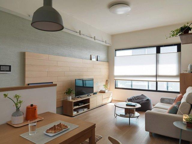 Гостиная 5 5: интерьер, 3 метра длина, дизайн 5 на 6, фото на 7