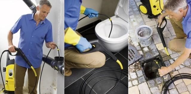 Трос для прочистки канализационных труб: сантехническая чистка, прочистить гибким тросиком, профессиональная проволока