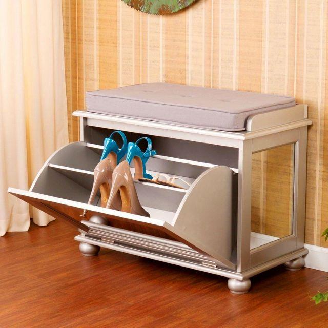 Тумбы в прихожую для обуви: узкая с сиденьем, фото вешалки угловой, Икеа с зеркалом, своими руками обувница
