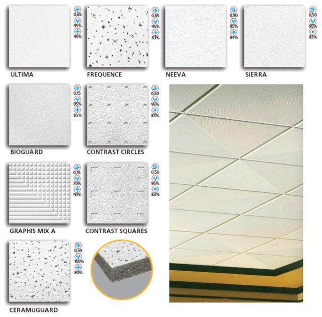 Потолок Армстронг размеры плитки: Байкал подвесные виды, толщина и замена типа, металлические и влагостойкие