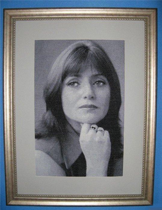 Вышивка крестом портрета: крестиком схемы как вышить, для фотографии программа, монохромная бесплатно