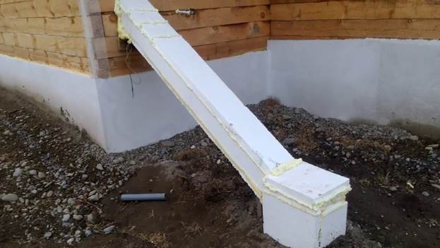 Утепление труб: водоснабжение в частном доме, утеплитель для водопровода, земля на даче, для наружных трубопроводов