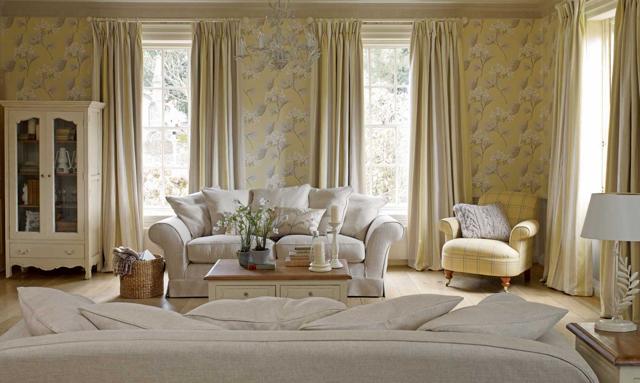 Портьеры в гостиную: фото и дизайн, шторы что это, современные новинки в интерьере, бархатные асимметричные